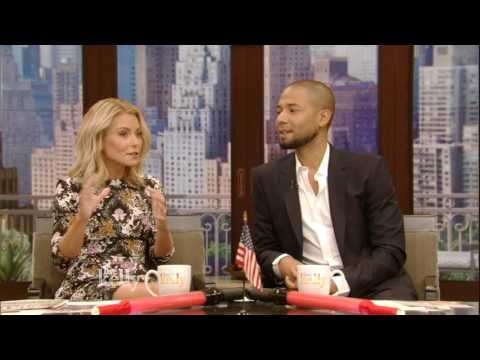Terrence Howard Asks Kelly Out in Middle of Screen Test