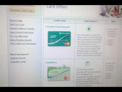 Citizen's Bank Platinum Mastercard