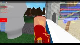Roblox Pt.3 Game:Superheros