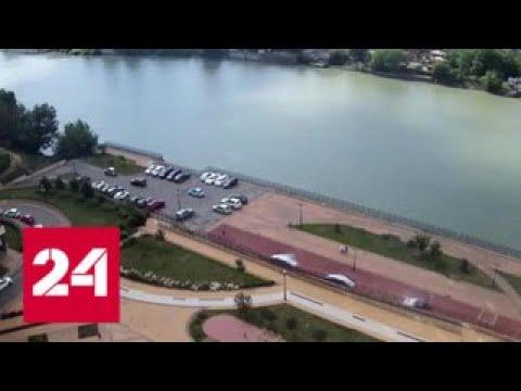 """""""Погода 24"""": температура в Москве достигла максимальной за год - Россия 24"""