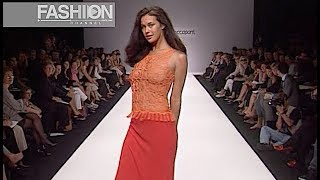 IL MARCHESE COCCAPANI Spring Summer 2000 Milan - Fashion Channel