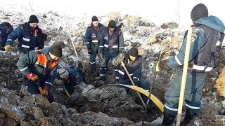 Faulty speed indicators suspected as cause of Russian plane crash