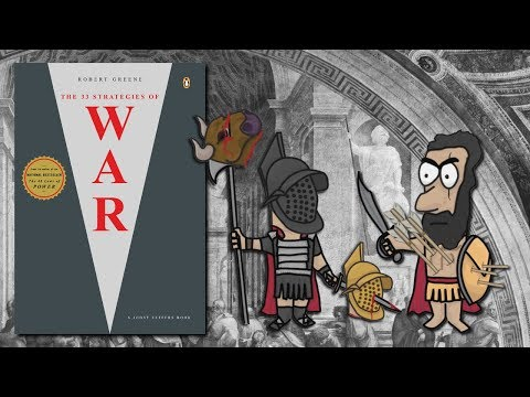 The 33 Strategies of War (Animated) Part 1