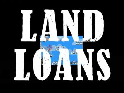 Land purchase loans youtube for Lenders for land purchase
