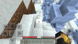 Minecraft pocket edition első videóm