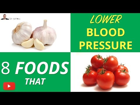 ◘ 8 Clinically Proven Foods That Lower High Blood Pressure