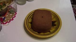 Ржаной хлеб с отрубями в хлебопечке
