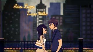 Tumse Mil Kar Aisa Laga | Female Version Romantic Whatsapp Status