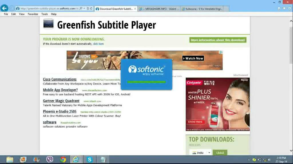 How to add subtitles to online video or movie streaming using how to add subtitles to online video or movie streaming using greenfish subtitle player ccuart Image collections