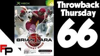 Brian Lara Cricket 2005 - Xbox - Throwback Thursday - Ep .66