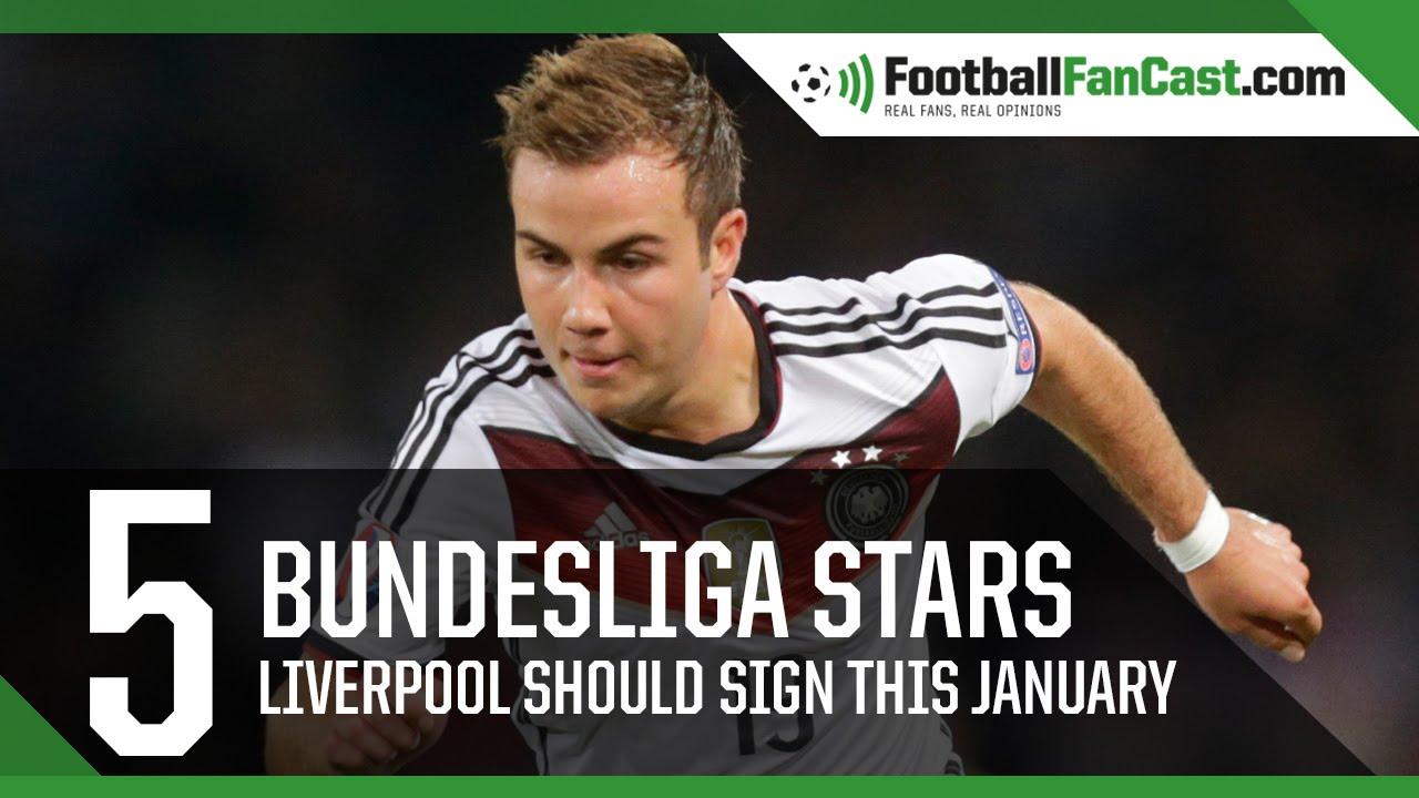 liverpool fc january transfer targets