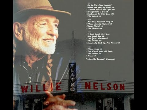 Willie Nelson - Ou Es Tu, Mon Amour ~ I Never Cared for You (1998)