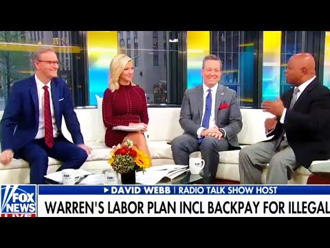 Fox & Friends: Elizabeth Warren Sounds Like Marx & Engels