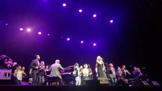 Aşkın bahardı...pink martini 15 nisan 2017 ...volkswagen arena...Istanbul konserinden