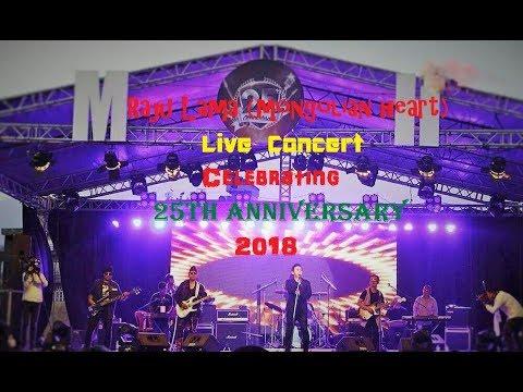 Raju Lama (Mongolian Heart) live Concert     25th Anniversary