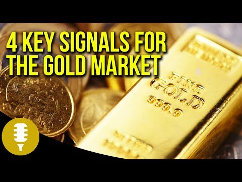 4 Key Signals In The Gold Market Happening Now | Golden Rule Radio