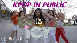 [KPOP IN PUBLIC] ITZY (있지) - ICY | Dance Cover by Hustle from AUSTRALIA
