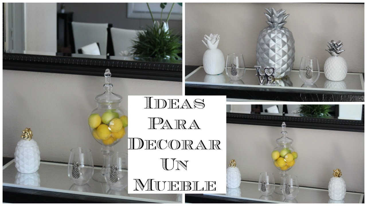 IDEAS PARA DECORAR TU SALA ESTE VERANO - YouTube