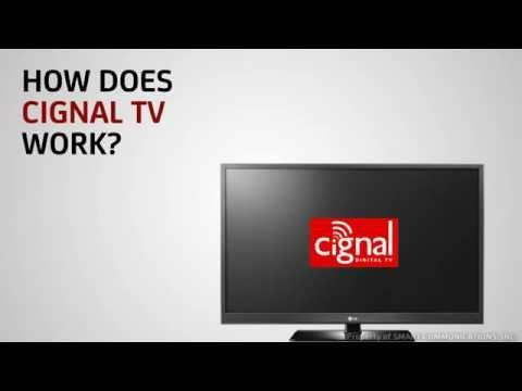 How Does Cignal Digital Tv Work