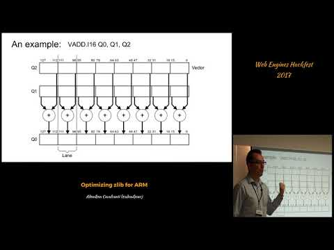 Adenilson Cavalcanti - Optimizing zlib for ARM