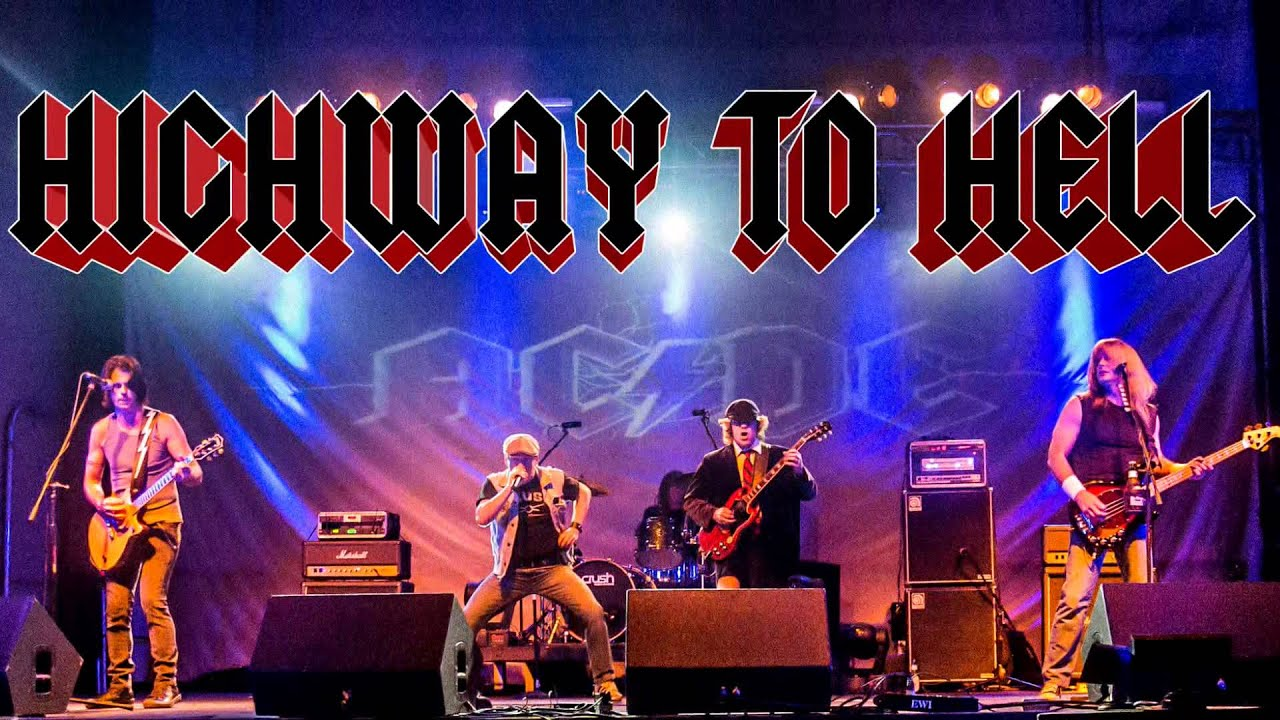 the ultimate ac dc tribute highway to hell the englewood event center nov 8 2013 youtube. Black Bedroom Furniture Sets. Home Design Ideas