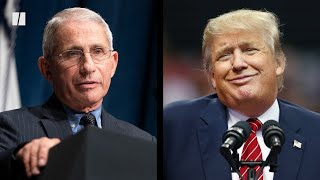 Fauci Calls Out Trump Campaign Over Misleading Ad