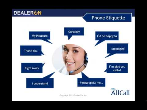 The 5 Laws of Excellence in Every Phone Call