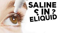 DIY Eliquid Additive | Using Saline / Salt In Eliquid