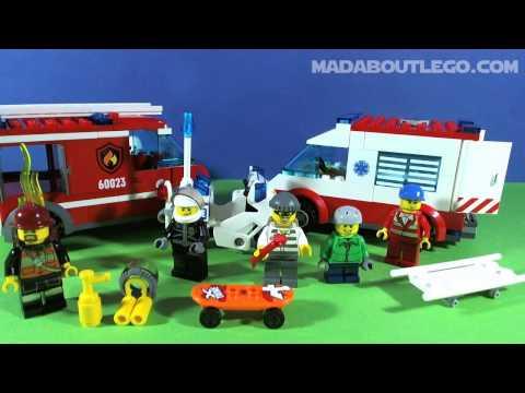 LEGO City Starter Set 60023