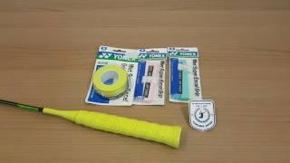 Yonex Badminton Grip 106,105 พากษ์ไทย
