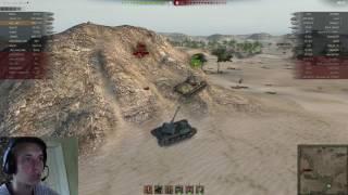 Учимся играть на AMX 13 75