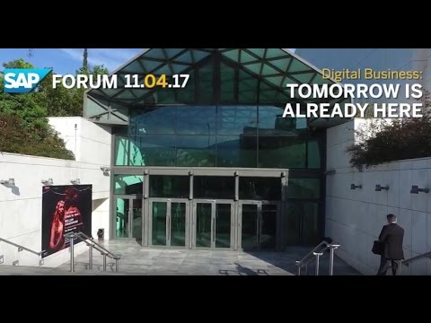 SAP Forum Athens 2017 | Thank you!