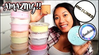 I SPENT $250 ON SLIME?! HUGE SLIME PACKAGE REVIEW! SlimeOG and Slimelicious Package! thumbnail