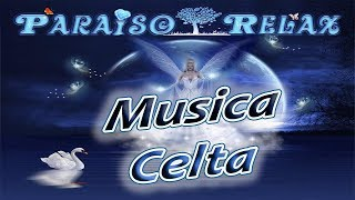 MUSICA CELTA RELAJANTE, LUNA CELTA NEW, PARA ESTUDIAR, TRABAJAR, DORMIR, RELAX MUSIC, CELTIC