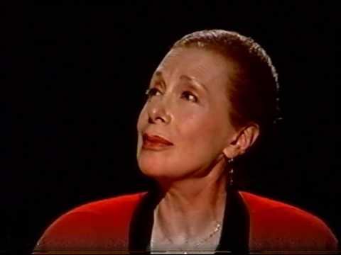 Barbara Carroll, Patrick Reynolds--Rare 1990 TV Interview