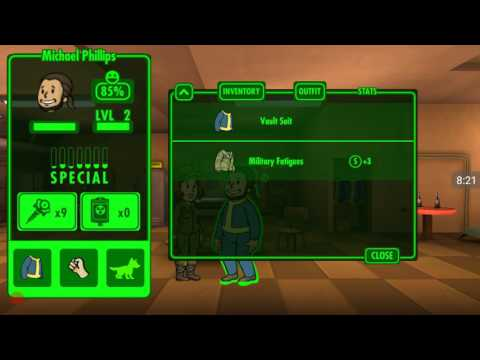 Fallout Shelter Ep 3 Getting Pregnant