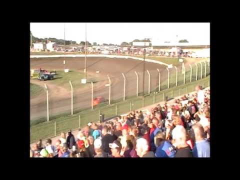 Eagle Raceway Sport Compact Heat 2 on 7-30-16
