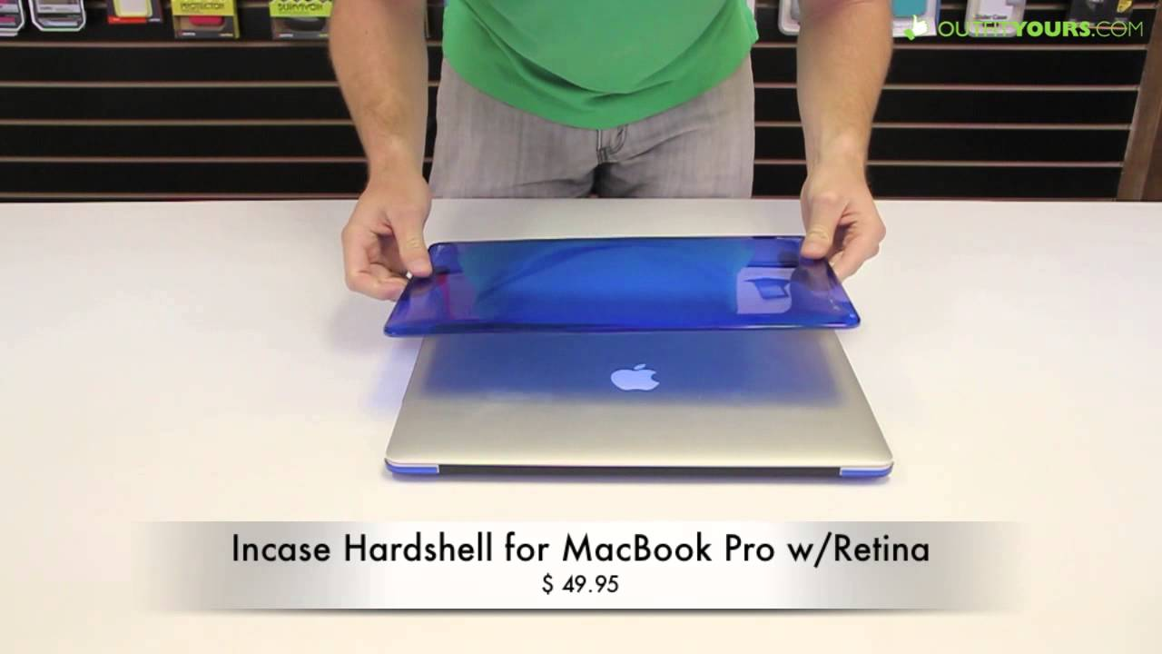new concept 57266 b04ef Incase Hardshell Case for Retina MacBook Pro - Review