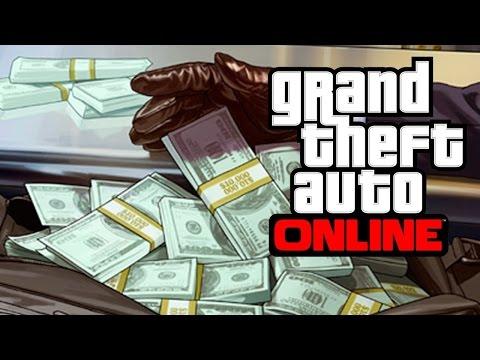[PS4] [LIVE] GTA V ON LINE - Ganhando RP XP e CASH
