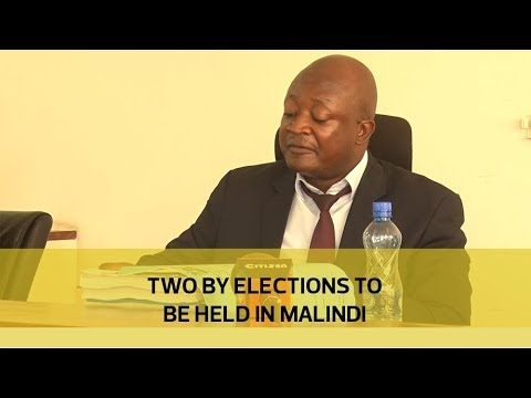 Two by elections to be held in Malindi