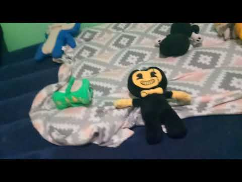 Start The Plush Bendy & Bendy And Boris And Ink Demon And Alice New Voice