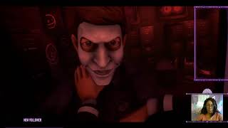 Let's Play We Happy Few (Arthur Route) With AniOakley - Episode 2
