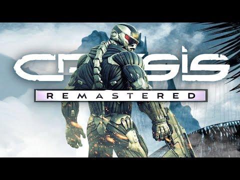 Crysis Remastered: возвращение НОМАДА, новый движок, намёки от Crytek (Crysis возвращается)