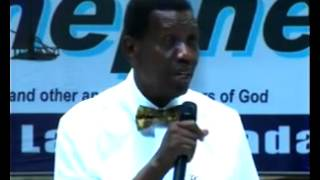 Always On Time - Pastor E.A Adeboye