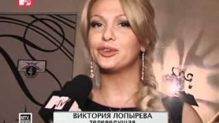 Виктория Бекхэм впервые посетила Москву