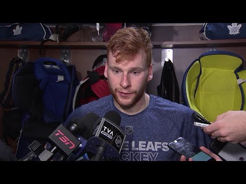 Maple Leafs Post-Game: Connor Brown - April 23, 2018