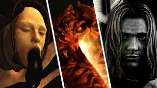 All Final Boss Battles in Silent Hill (Main Games)