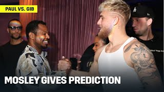 Boxing Legend Shane Mosley Gives His Honest Thoughts On Jake Paul Vs. AnEsonGib
