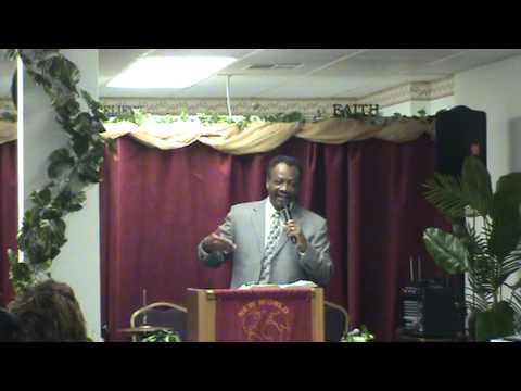Bishop Allan Smith of New World Christian Center (Trinidad,Tobago)