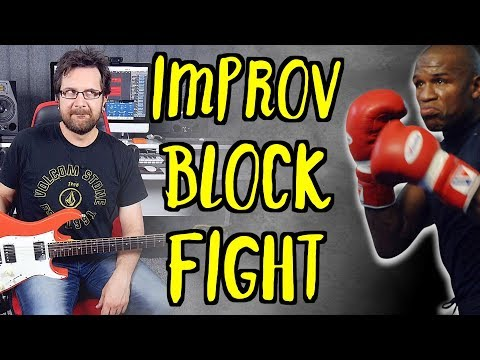 How To Fight Improvisation Blockage